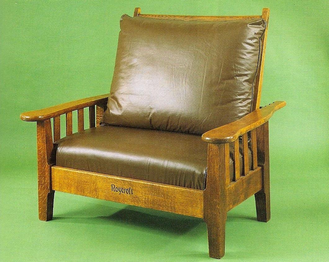 Double Morris Chair